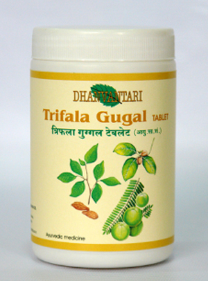Trifala Guggal Tablet