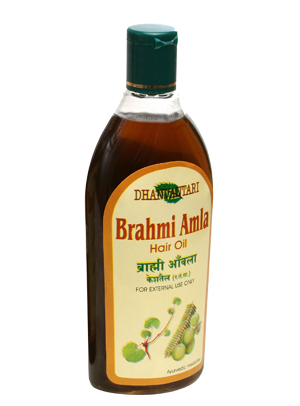 Bhrami Amala Hair oil  (For External use only)