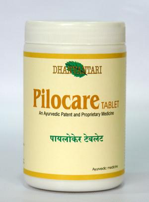 Pilocare Tablet